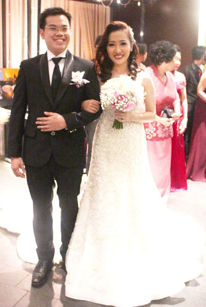 Wedding Mr Bernard & Mrs Siska by B'steak Function Hall - 001
