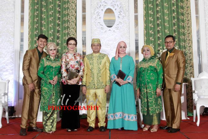 Berry & Shafina Wedding by Lili Aini Photography - 001