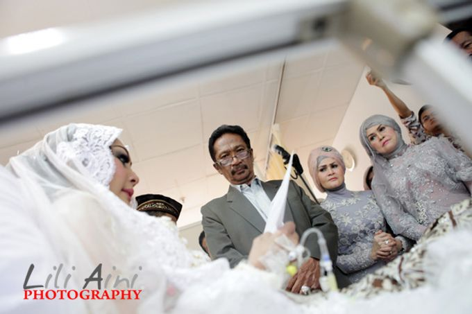 Berry & Shafina Wedding by Lili Aini Photography - 008
