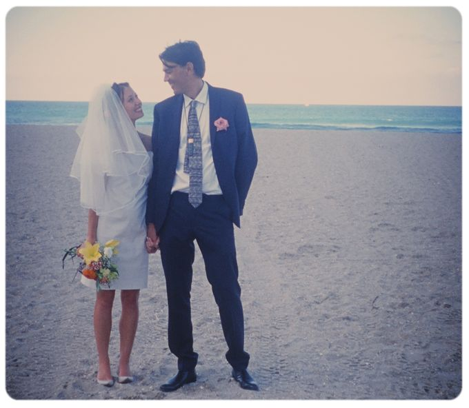 Wedding on the beach in New Zealand by Stereo Photo Album - 007