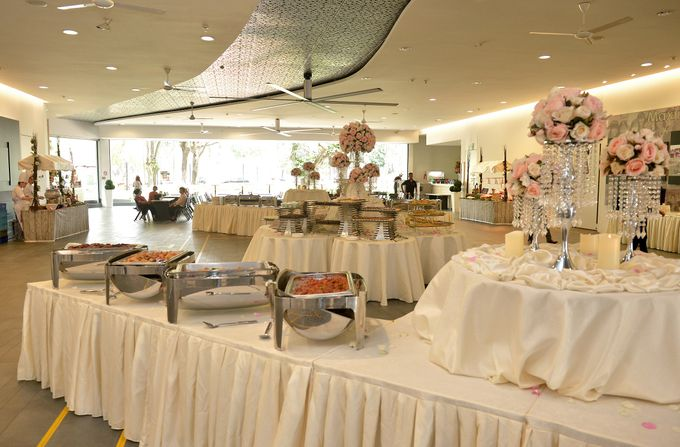 Church Wedding Reception By Manna Pot Catering Bridestory