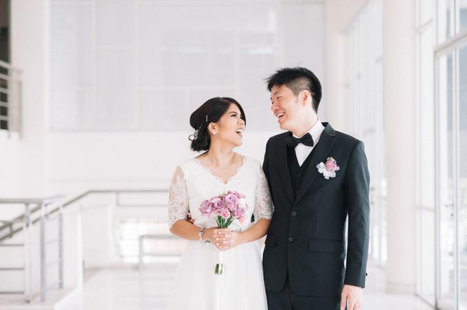 Church and Garden Reception - Hwee Ming & Kuria by My Cherry Style - 004