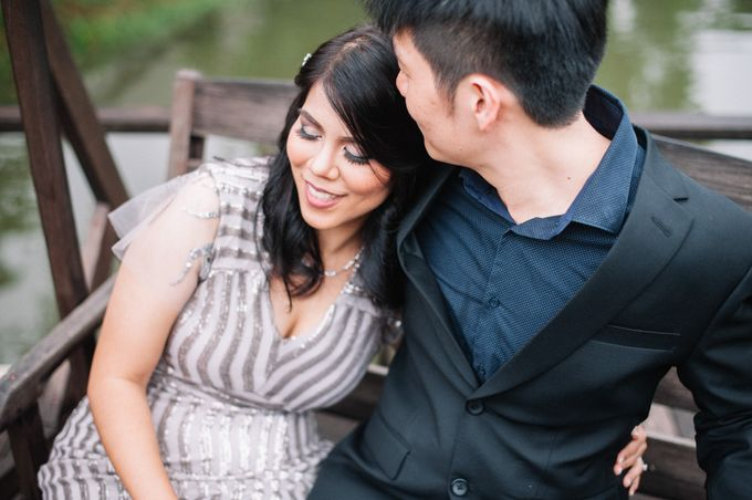 Church and Garden Reception - Hwee Ming & Kuria by My Cherry Style - 008