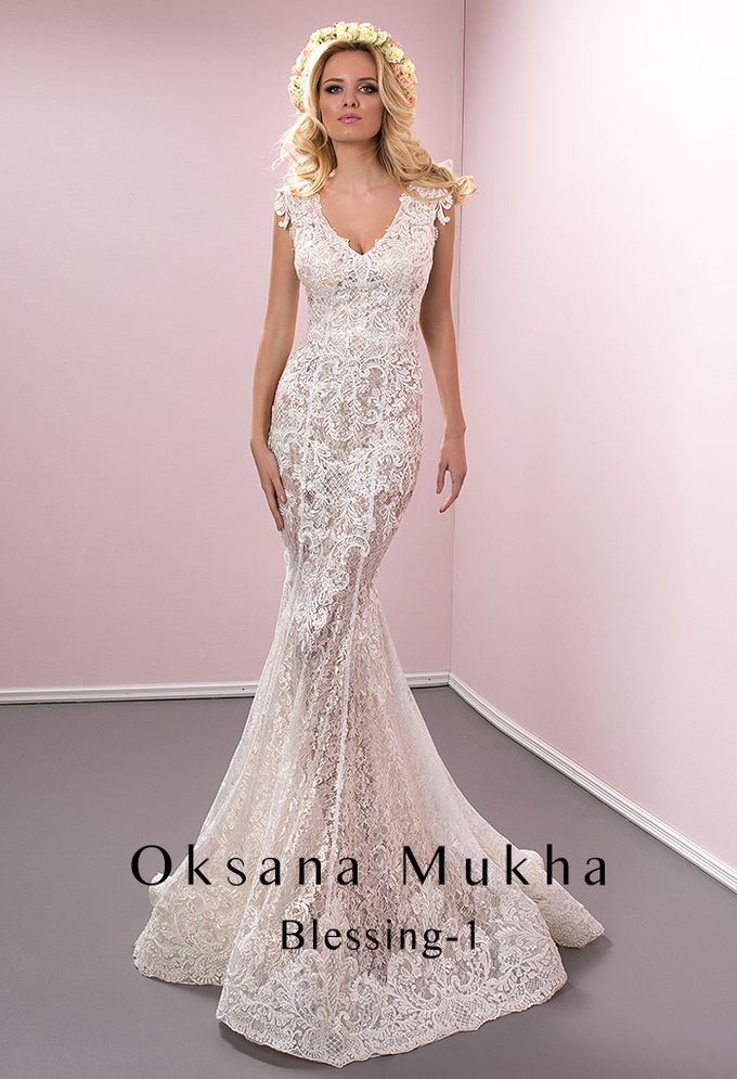 Preview Wedding Collection 2017 by OKSANA MUKHA - 005
