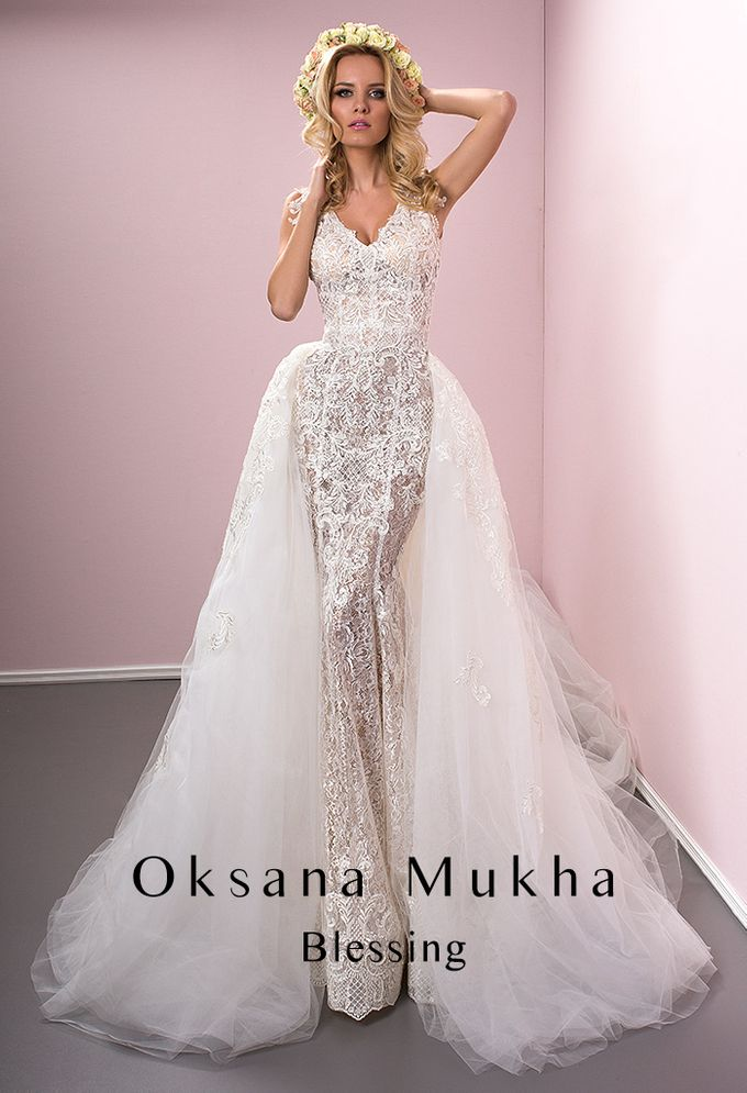 Preview Wedding Collection 2017 by OKSANA MUKHA - 004