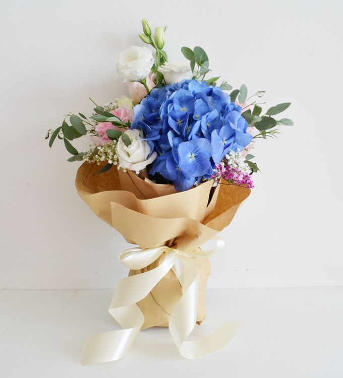 Bespoke Flower Bouquets by A. Floral Studio - 002