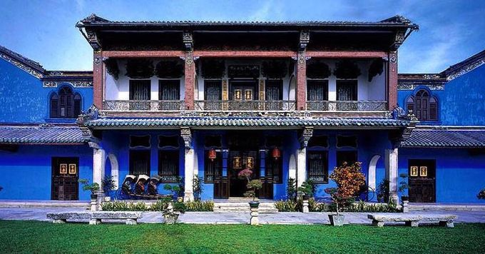 Cheong Fatt Tze - The Blue Mansion by Cheong Fatt Tze - The Blue Mansion - 002