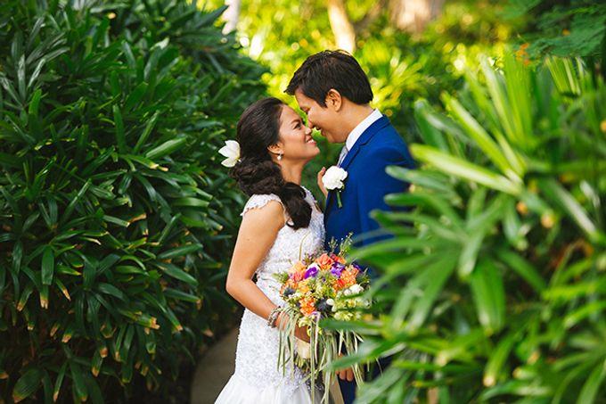 Amorita Resort Wedding by Lloyed Valenzuela Photography - 004