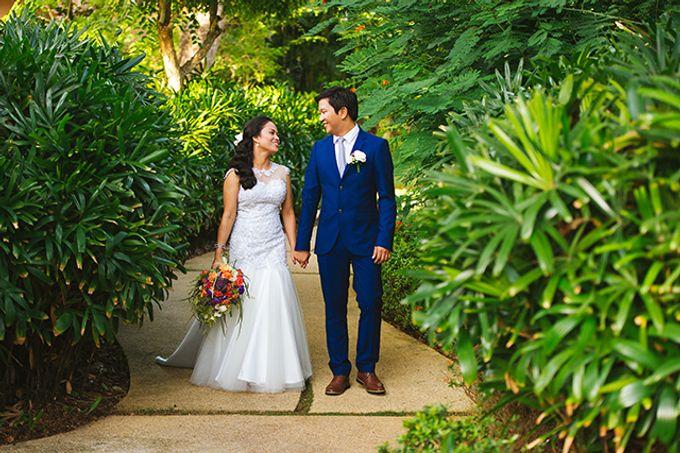 Amorita Resort Wedding by Lloyed Valenzuela Photography - 002