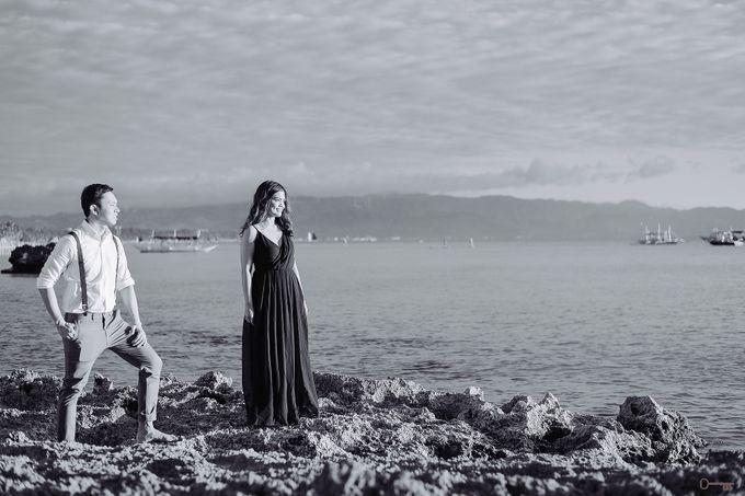 BORACAY EDSEL & KAREN by Donnie Magbanua (Wedding Portrait Studio) - 003