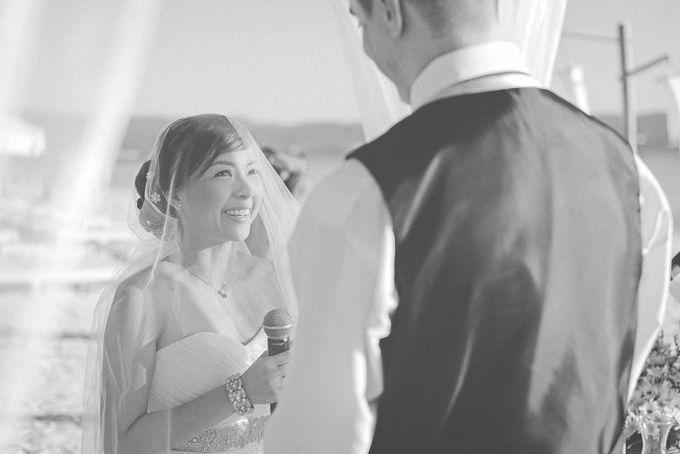 Boracay Wedding & Pre-Wedding by Donnie Magbanua (Wedding Portrait Studio) - 010