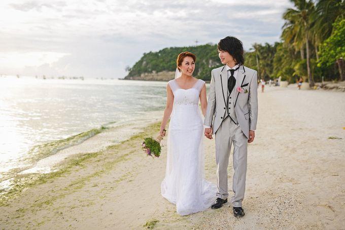 Boracay Yu & Miyabi by Donnie Magbanua (Wedding Portrait Studio) - 012