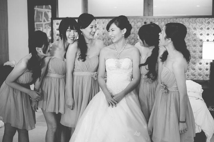 Boracay Wedding & Pre-Wedding by Donnie Magbanua (Wedding Portrait Studio) - 015