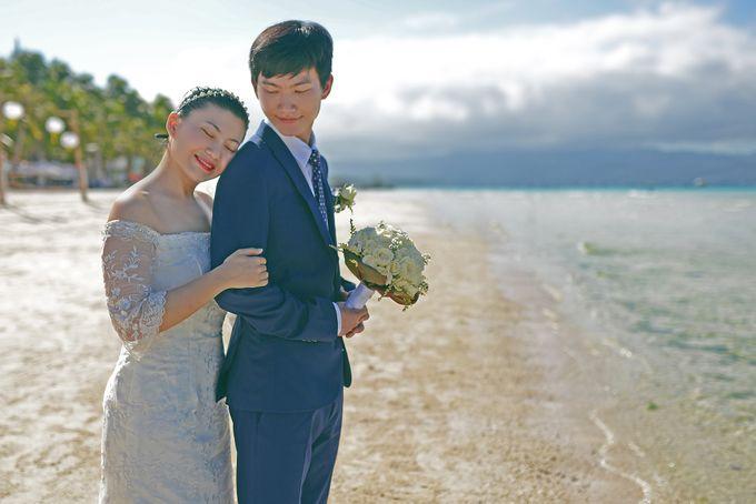 Boracay Wedding & Pre-Wedding by Donnie Magbanua (Wedding Portrait Studio) - 003