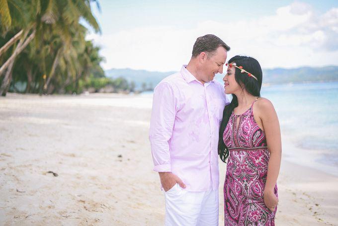 Boracay Wedding & Pre-Wedding by Donnie Magbanua (Wedding Portrait Studio) - 007