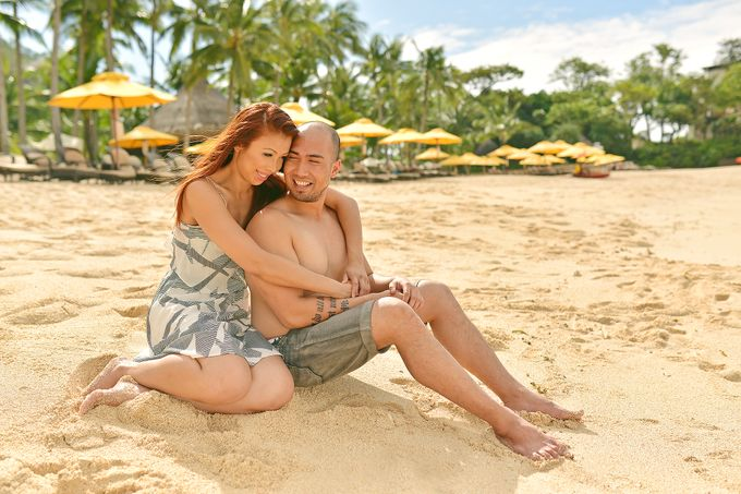 Boracay Wedding & Pre-Wedding by Donnie Magbanua (Wedding Portrait Studio) - 016