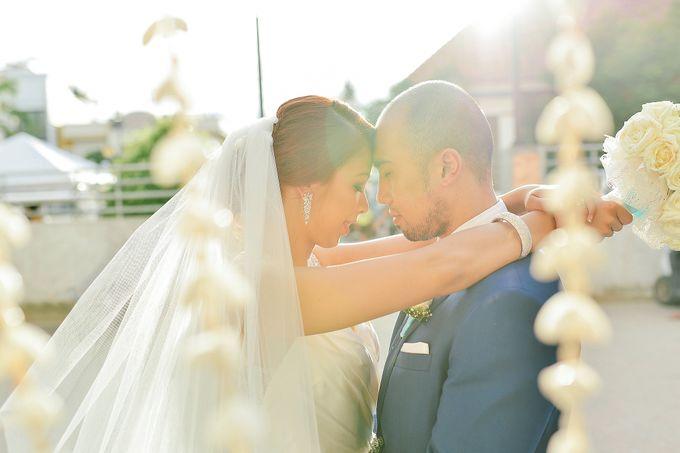 Boracay Wedding & Pre-Wedding by Donnie Magbanua (Wedding Portrait Studio) - 001