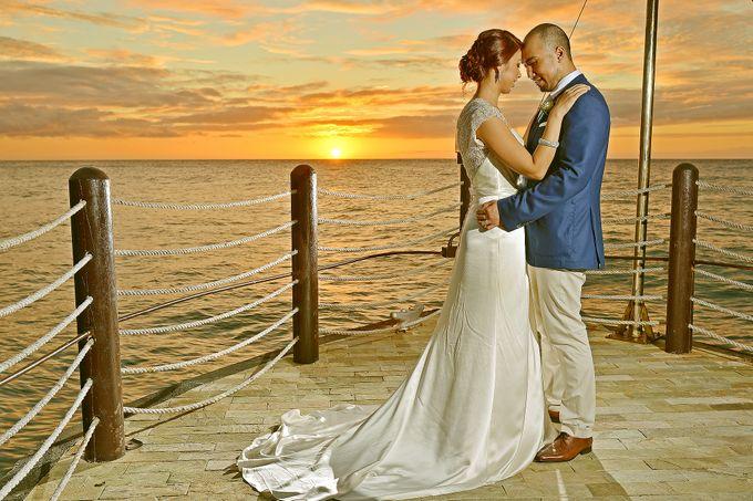 Boracay Wedding & Pre-Wedding by Donnie Magbanua (Wedding Portrait Studio) - 008