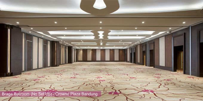 wedding package by Crowne Plaza Bandung - 002