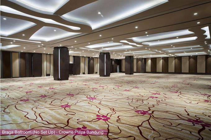wedding package by Crowne Plaza Bandung - 011