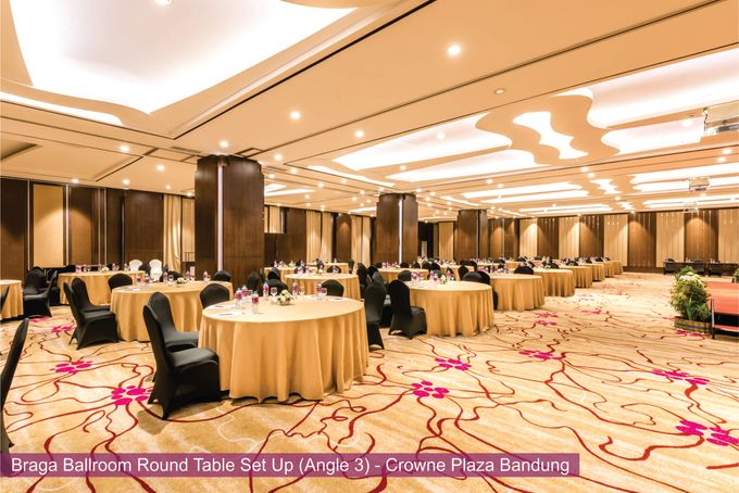 wedding package by Crowne Plaza Bandung - 004