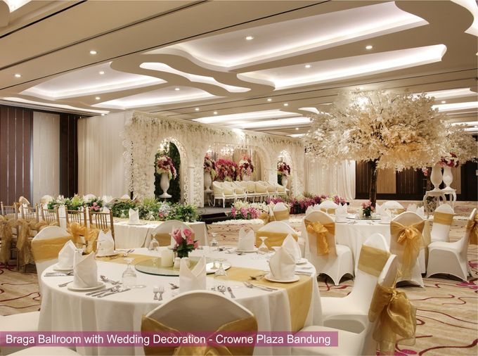 wedding package by Crowne Plaza Bandung - 005