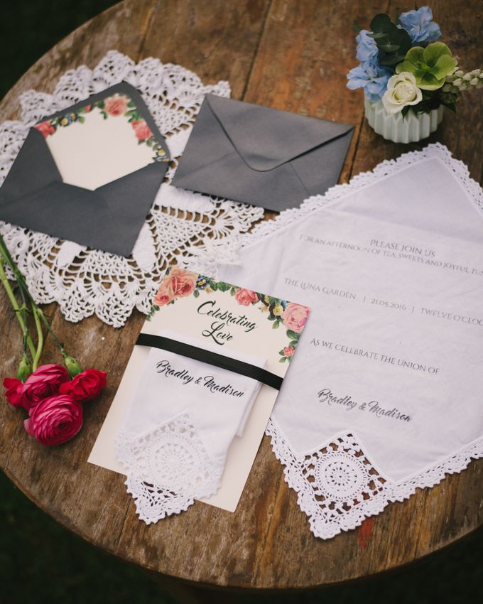 Vintage French-inspired Styled Shoot by Chere Weddings & Parties - 002