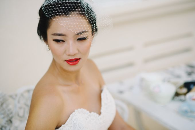 VINTAGE FRENCH-INSPIRED STYLED SHOOT by The Prelude Bridal - 007