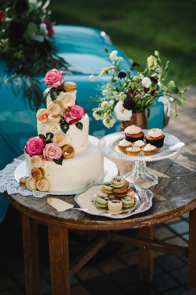 Vintage French-inspired Styled Shoot by Chere Weddings & Parties - 012
