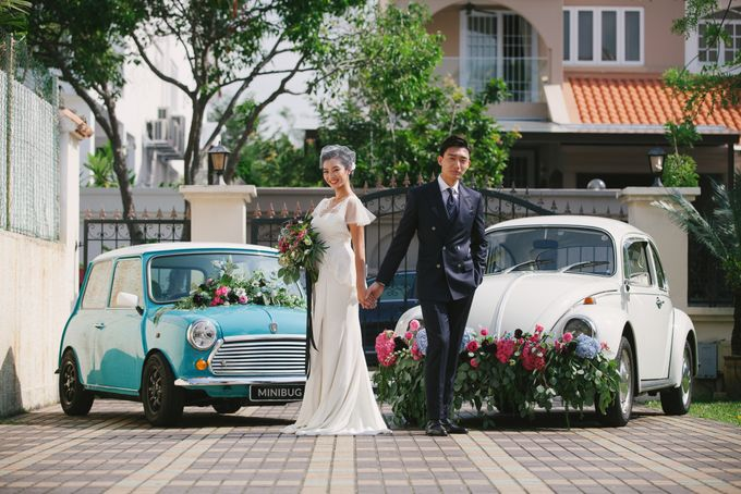 Vintage French-inspired Styled Shoot by Chere Weddings & Parties - 028