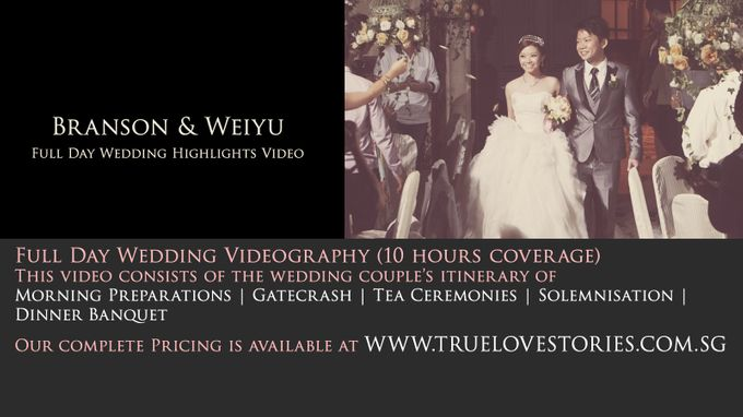 Full Day Feature of Branson & Weiyu by True Love Stories - 001