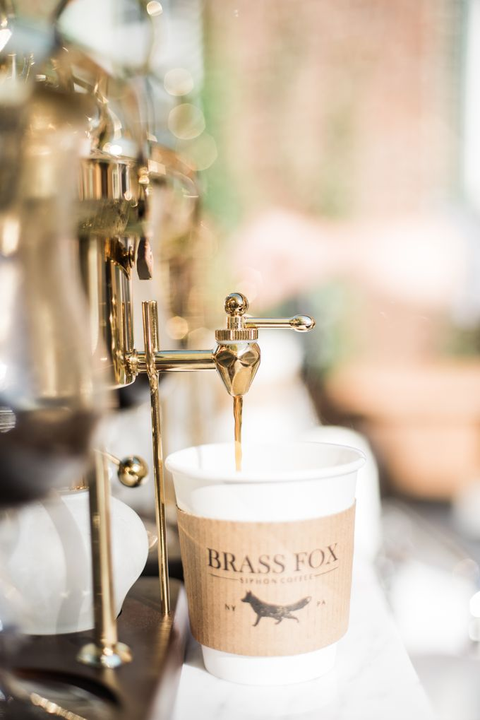 Brass Fox Wedding Shoot by Brass Fox Coffee Cart - 008