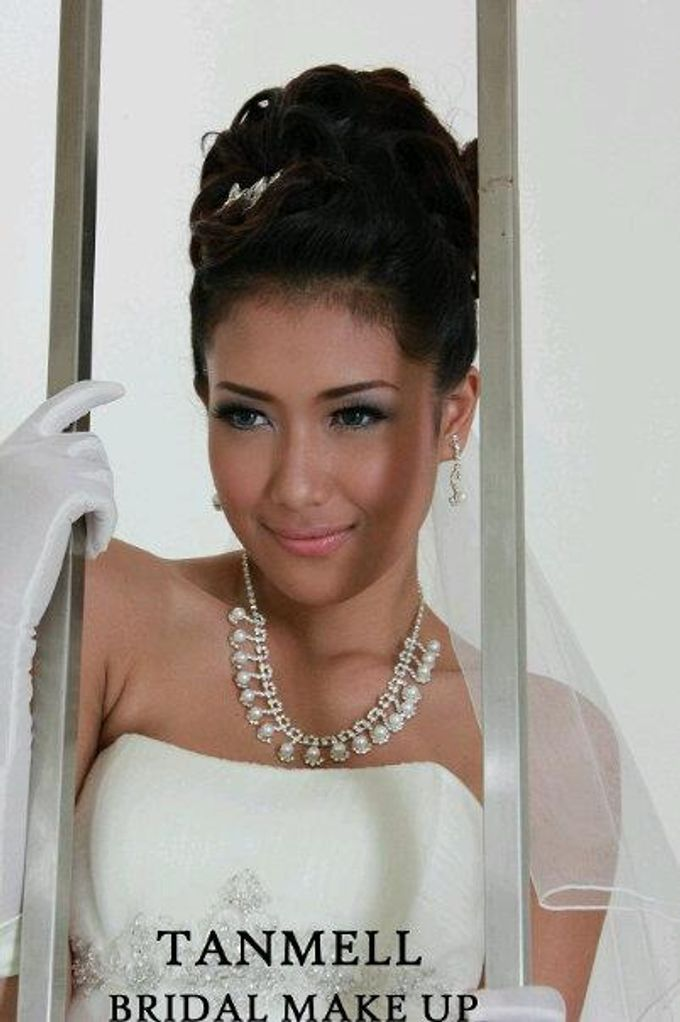 Bridal by tanmell makeup - 001