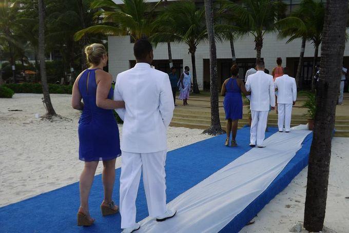 Taylor Beach Wedding by Plan-it Jaxe - 005