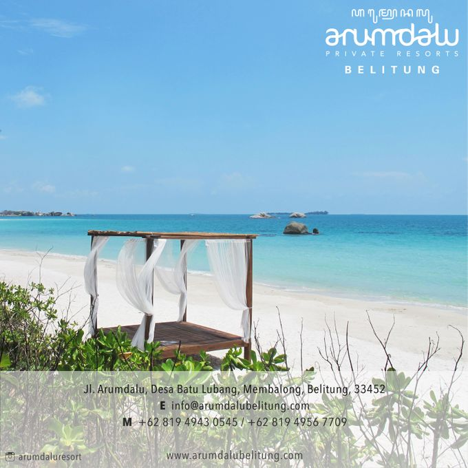 Sunrise Wedding by Arumdalu Private Resort - 004