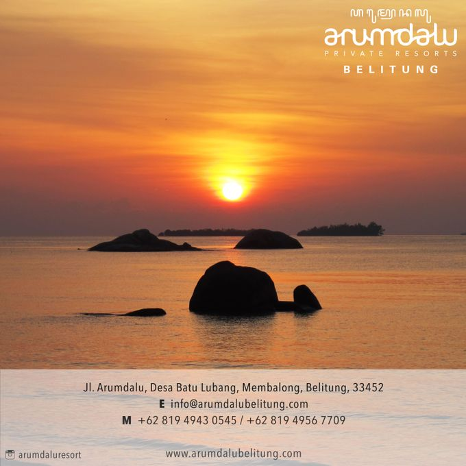 Perfect place for honeymoon and wedding by Arumdalu Private Resort - 011