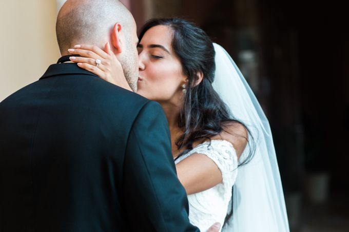Elegant natural wedding in Spain by All About Love - 041