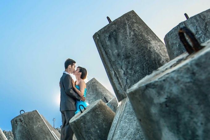 Pre Wedding Biao & Ling by Experia Photography - 002