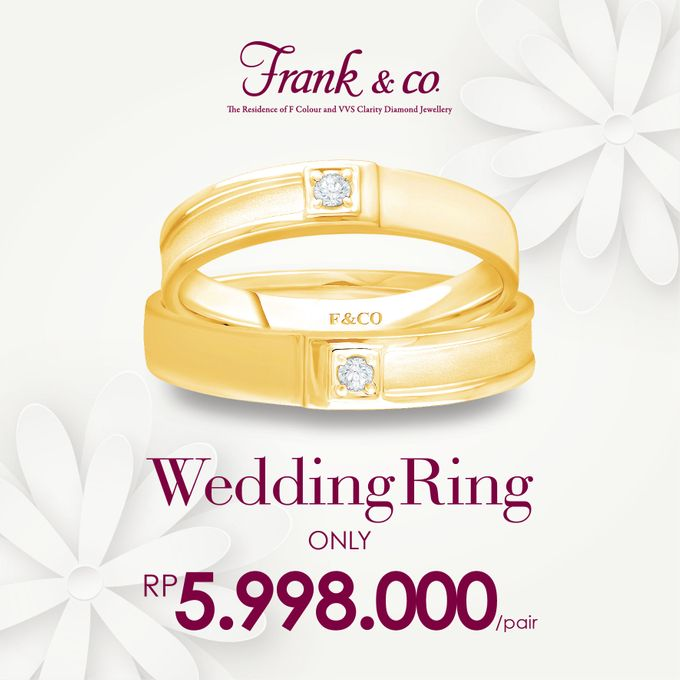 Add To Board Wedding Ring Special Price By Frank Co