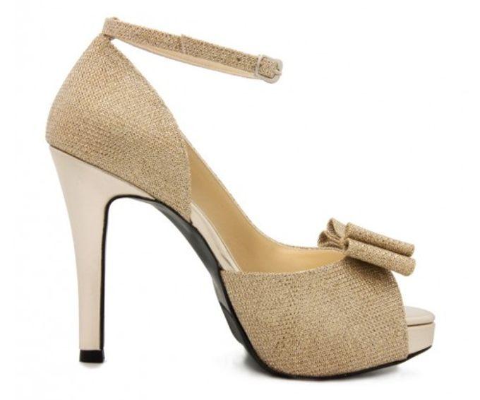Custom Made Wedding Shoes by Kate Mosella Custom Made Shoes - 005