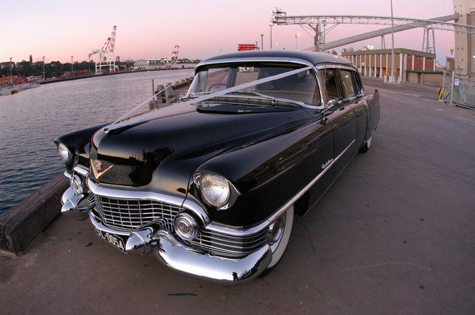 Cadillac Fleetwood 1954 Limousine by Tic Tac Tours & Premier Limousines - 007