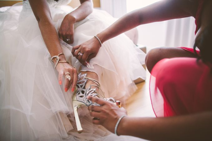 CIARA WEDDING Shoes by Femmes Sans Peur - 005