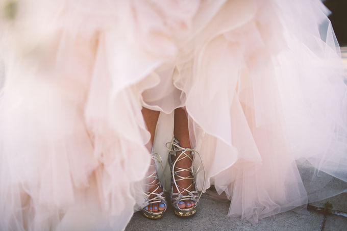 CIARA WEDDING Shoes by Femmes Sans Peur - 010