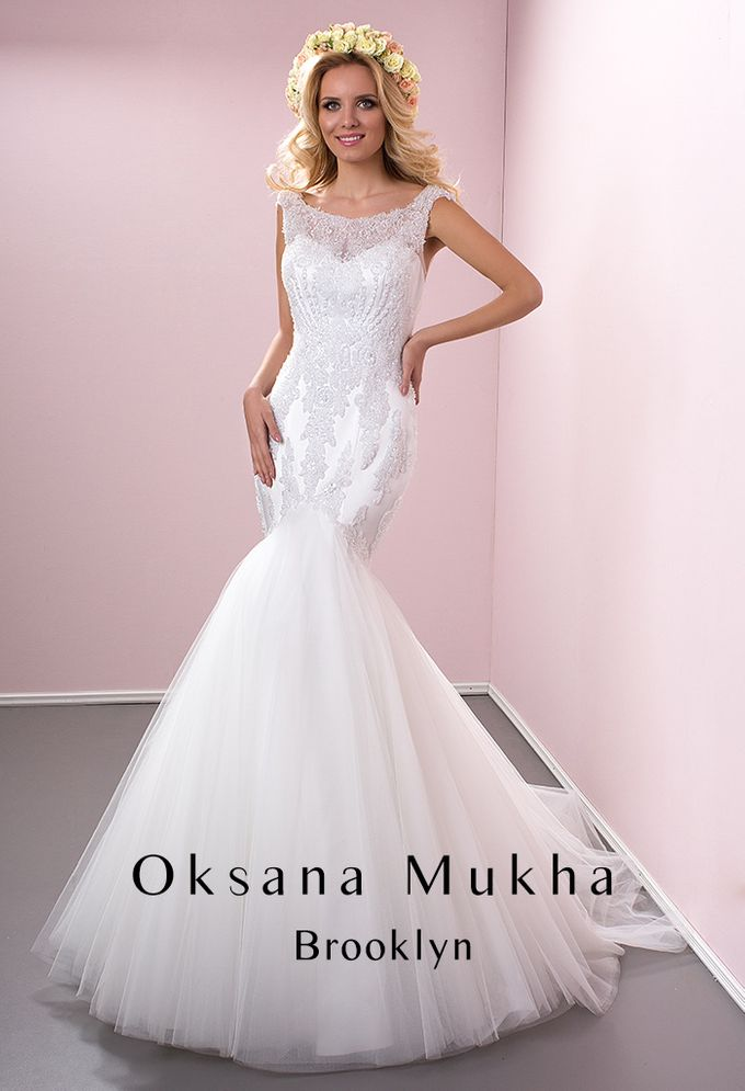 Preview Wedding Collection 2017 by OKSANA MUKHA - 006