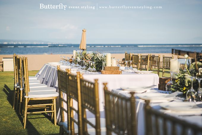 Rustic by the Beach by Butterfly Event Styling - 050