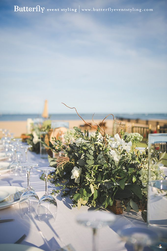 Rustic by the Beach by Butterfly Event Styling - 048