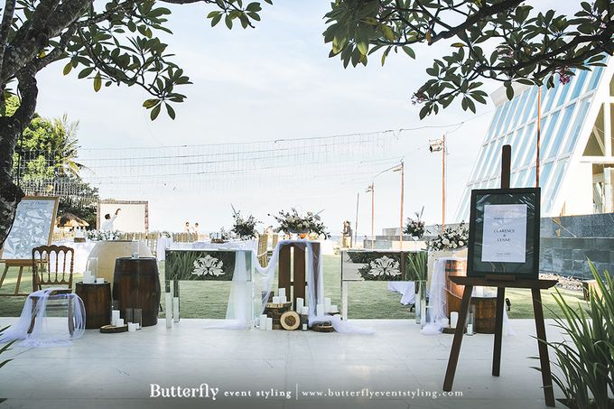 Rustic by the Beach by Butterfly Event Styling - 047
