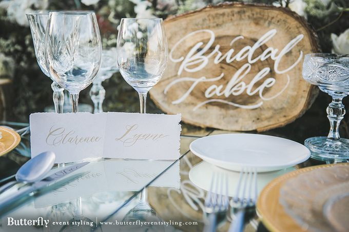Rustic by the Beach by Butterfly Event Styling - 041