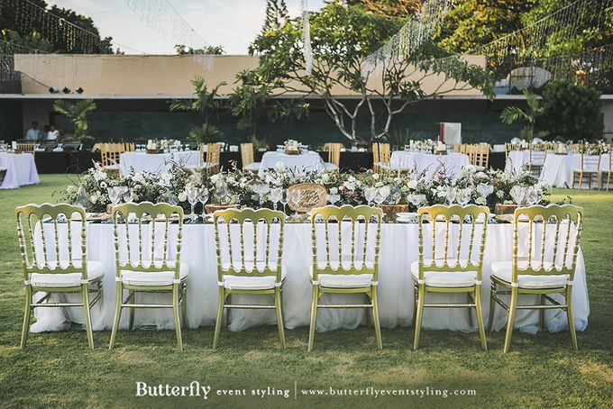 Rustic by the Beach by Butterfly Event Styling - 039