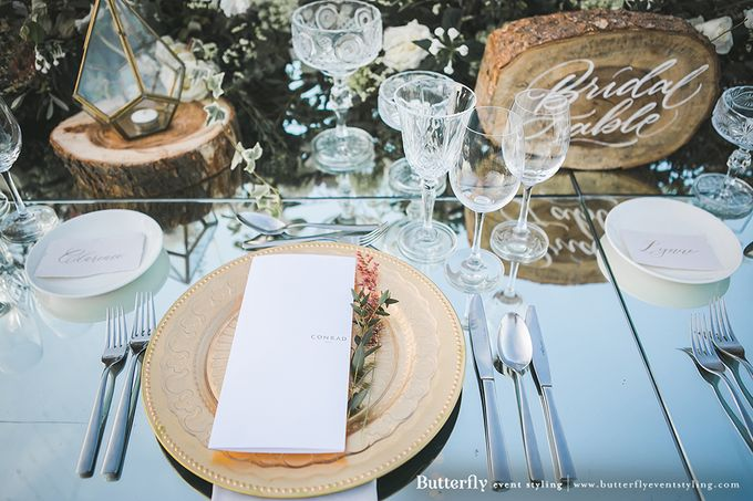 Rustic by the Beach by Butterfly Event Styling - 036